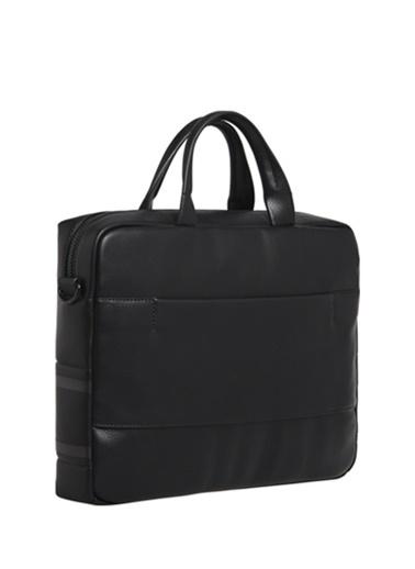 Abercrombie&Fitch Laptop /Evrak Çantası Siyah